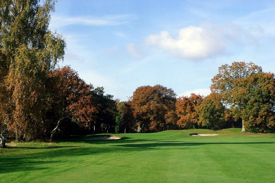Southern Counties Heathland Golf Tour
